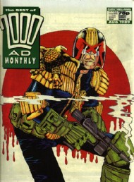The Best of 2000 AD 1985 - 1995 #47