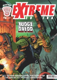 2000 AD Extreme Edition 2003 - 2008 #1