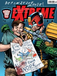 2000 AD Extreme Edition 2003 - 2008 #2