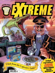 2000 AD Extreme Edition 2003 - 2008 #7