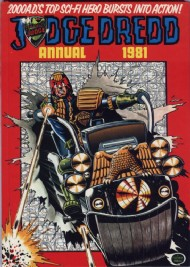 Judge Dredd Annual 1981 - #1981