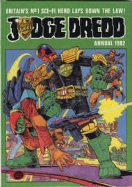 Judge Dredd Annual 1981 - #1982