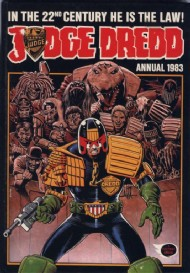 Judge Dredd Annual 1981 - #1983