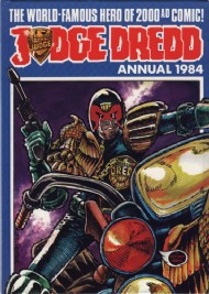 Judge Dredd Annual 1981 - #1984