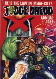 Judge Dredd Annual 1981 - #1985