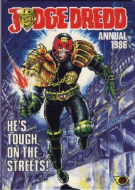 Judge Dredd Annual 1981 - #1986