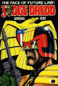 Judge Dredd Annual 1981 - #1987