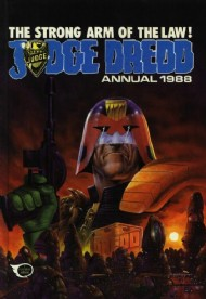 Judge Dredd Annual 1981 - #1988