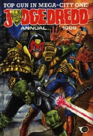 Judge Dredd Annual 1981 - #1989