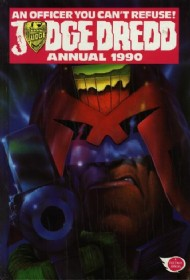 Judge Dredd Annual 1981 - #1990