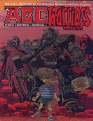 A.B.C. Warriors  Vol.2