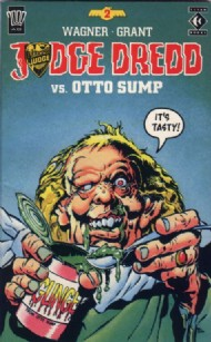 Judge Dredd Vs Otto Sump
