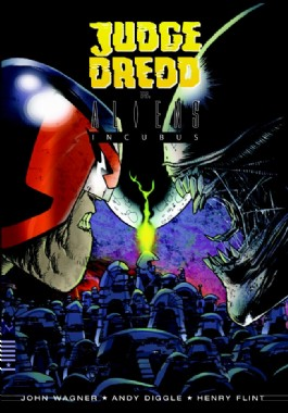 Judge Dredd Vs. Aliens