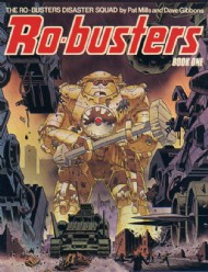Ro-Busters  #1
