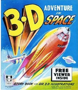 3d Adventure in Space