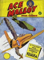 Ace Malloy of the Special Squadron 1952 - 1954