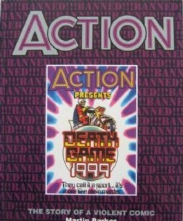 Action - The Story of a Violent Comic #1990