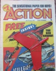 Action (1st Series) 1976 #1