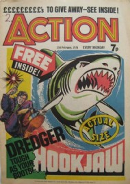 Action (1st Series) 1976 #2