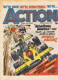 Action (2nd Series) 1976 - 1977 #1