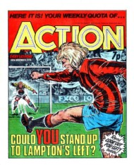 Action (2nd Series) 1976 - 1977 #3