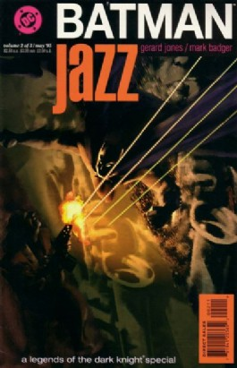 Batman: Legends of the Dark Knight: Jazz #2