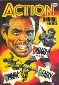 Action Annual 1977 - 1985 #1980