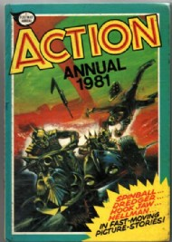 Action Annual 1977 - 1985 #1981