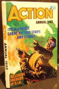 Action Annual 1977 - 1985 #1982