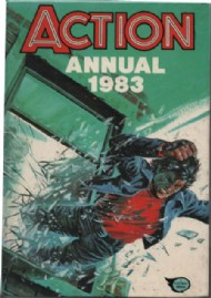 Action Annual 1977 - 1985 #1983