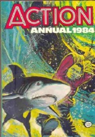 Action Annual 1977 - 1985 #1984