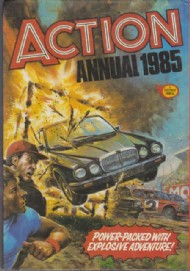 Action Annual 1977 - 1985 #1985