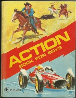 Action Book for Boys #1969