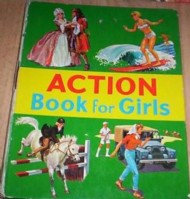 Action Book for Girls 1968 #1968