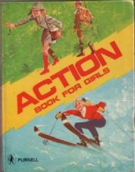 Action Book for Girls 1968 #1969