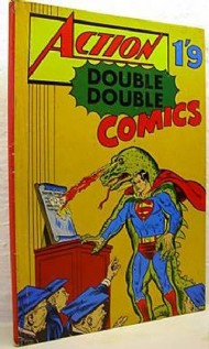 Action Double Double Comics 1970 - 1971 #1