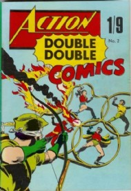 Action Double Double Comics 1970 - 1971 #2