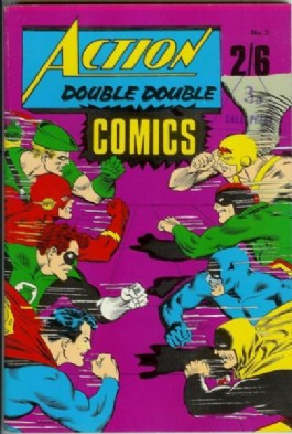 Action Double Double Comics #3
