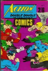 Action Double Double Comics 1970 - 1971 #3