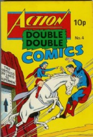 Action Double Double Comics 1970 - 1971 #4