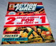 Action Force 1987 - 1988 #1