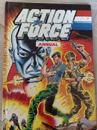 Action Force Annual 1985 - 1990 #1987