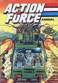 Action Force Annual 1985 - 1990 #1990
