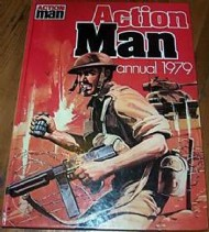 Action Man Annual 1979 - 1985 #1979