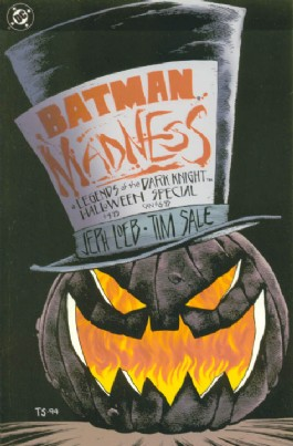 Batman: Madness: Legends of the Dark Knight Halloween Special