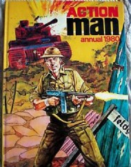 Action Man Annual 1979 - 1985 #1980