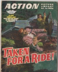 Action Picture Library 1969 - 1970 #10