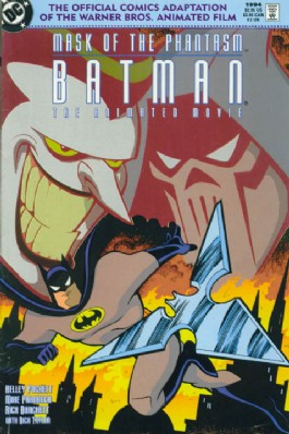 Batman: Mask of the Phantasm Movie Adaptation