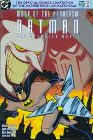 Batman: Mask of the Phantasm Movie Adaptation 1994