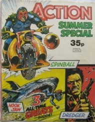 Action Summer/Holiday Special 1976 #1978